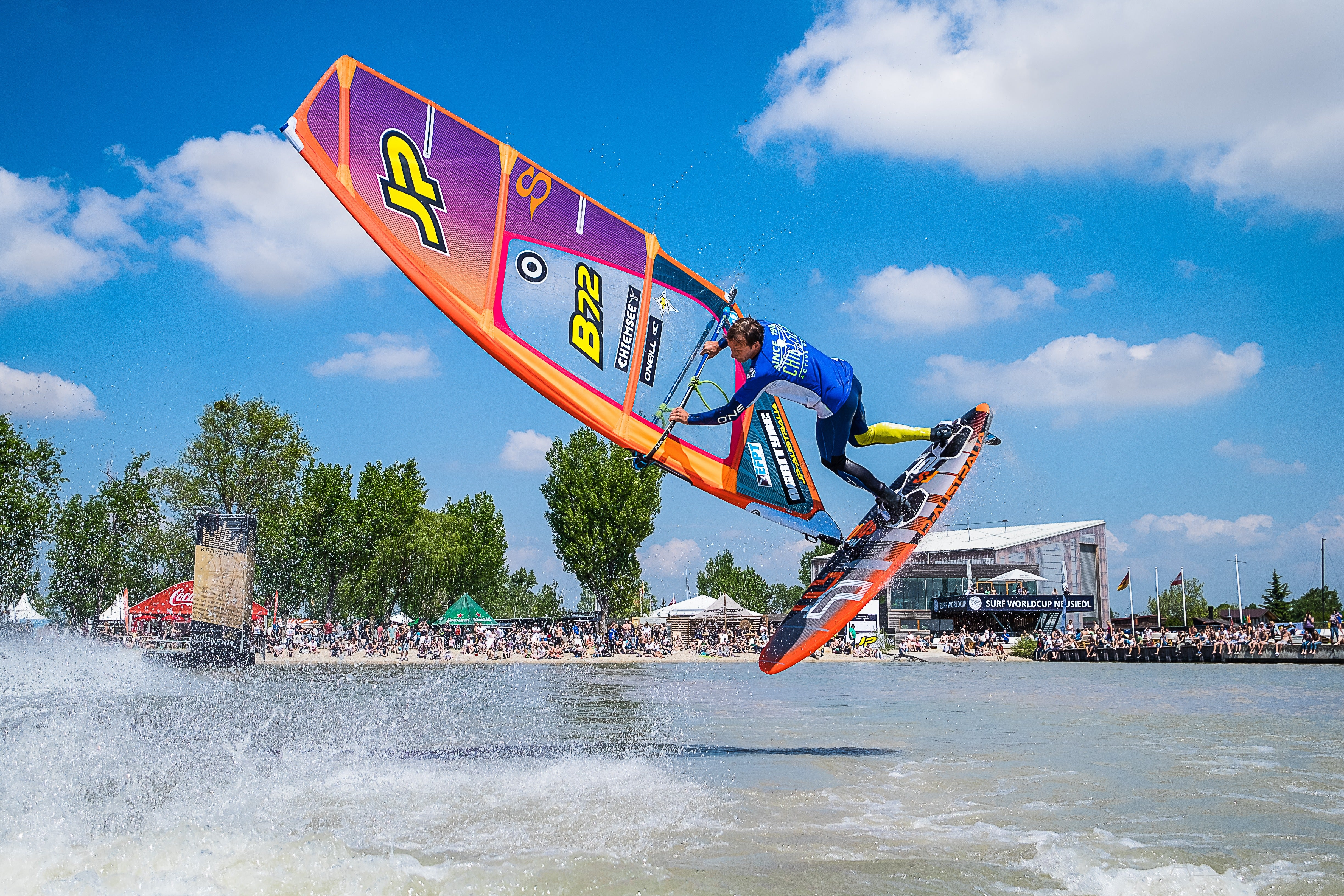Sport Lifestyle Musik Party Surf Worldcup Neusiedler See